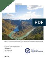 Diagnóstico Integrado de La Comarca de La Sierra de Segura