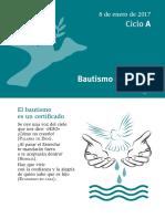 Bautismo del Señor, Ciclo A.pdf