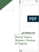 Plan de Ventas y Mercadeo Herbalife