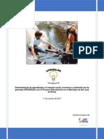 Sistematización de  Experiencias de Proyecto Hidroeléctrico San José de Bocay - Aprodelbo