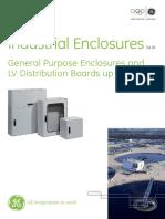 General Purpose Enclosures Catalogue English Ed05 680800