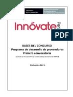 Bases Del Concurso -PdP INNOVATE PERU