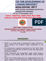 Jasbir Singh Presentation for Indonesian Sugar Industry