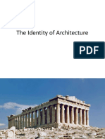 architecture neighborhood identity