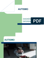 AUTISMO Diagnóstico Diferencial