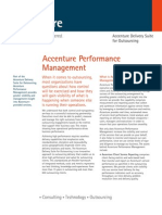 accenture PerformanceManagement