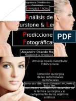 Analisis de Burstone y Legan