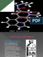 75414673-Ionizacion-Del-Agua.pptx
