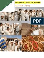 Los hermanos de José regresan a Egipto con Benjamín.docx