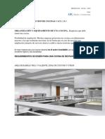 Tema 1-Organización y Equipamiento de Una Cocina. Requisitos Que Debe Reunir Una Cocina.