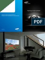 Projector Catalog