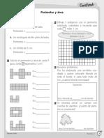 FICHA-SEGUNDO Nivel 0 Matemática