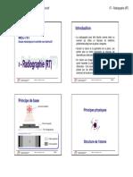 Controle Radiographie RT-Orientation de Faut Et Numerique
