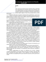 Zafaroni, Filosofía y La Cuestión Penal