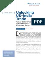 Unlocking US-India Trade