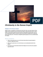 christianity in the roman empire