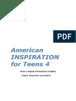 American Inspiration4teen 4 Adultos