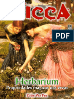 FEU, E. - Wicca Herbarium, Propriedades Mágicas Das Ervas