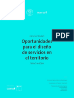 Oportunidades Para El Diseno de Servicios en El Territorio 16PAEI68060