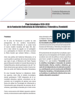 Documento Plane Strategic o