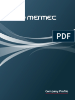 MERMEC Group Company Profile