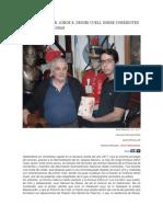 Entrevista Al Dr. Jorge Deniri Cueli Sobre Corrientes en La Época de Rosas