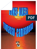 Tomasso Campanella - Güneş Ülkesi