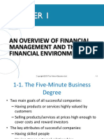 Ch1 Overview Fin Mgmt and Fin Environment v1