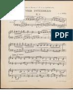 Noske.abraham - 4 Intermezzi-solo Pf
