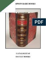 Catalogue 45
