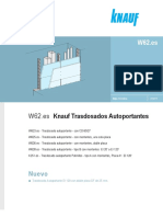 DTS (2015-05) - 268764 - W62.Es Trasdosados Autoportantes