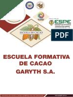 Presencion Escuela de Cacao ESPE