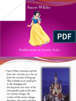 Snow White Powerpoint