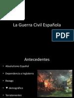 La Guerra Civil Espan_ola