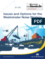 Noise Issues and Options Report