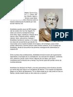 Platon Aristoteles