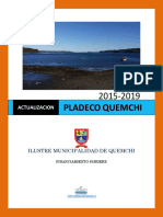 Pladeco de Quemchi 2015-2019