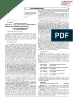 RM 0180-2018-De - Autorizan Viaje de Personal Militar FAP a Belarús en Comisión de Servicios