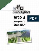 [Arco 4] 01 - De Regreso a La Mansión v2