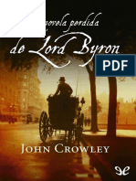 Crowley, John - La Novela Perdida de Lord Byron [32746] (r1.1)