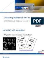 141119 Webinar Impedance