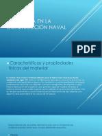 La Madera en La Construcción Naval