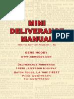 Mini Deliverance Manual Rev 1.1A