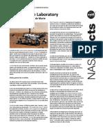 MSL NASAfacts Spanish 2