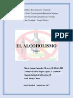 Ensayo Sobre El Alcoholismo