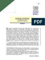 Mojarro Romero, Jorge. Arqueles Vela, El Estridentismo y Las Estrategias de La Vanguardia