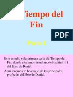 El Tiempo Del Fin Parte 1, Manjit Biant