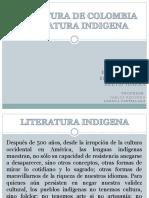Literatura de Colombia