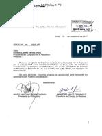 Propuesta de Modificación a La Ley de Hidrocarburos-PL 2145-2017