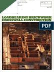 Structure Loadbearing Crosswall